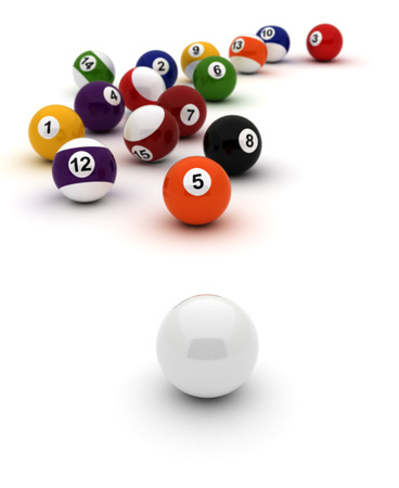billiard balls: Billiard Balls