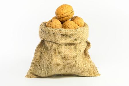 gunny bag: Walnut in Gunny Bag