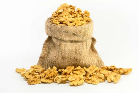 gunny: Walnut in Gunny Bag