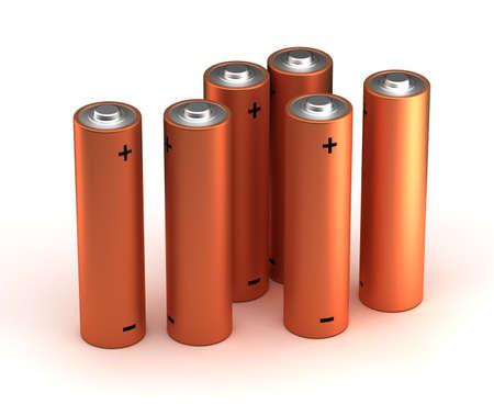 aa: AA Size Batteries