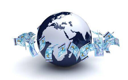 kazakh: Global Business Kazakh Tenge Currency