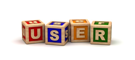 User Play Cubes
