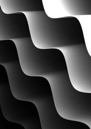 curve creative: Abstract Waves