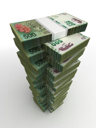 signo de pesos: Argentina Pesos Torre