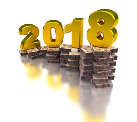 Groeiende Mexicaanse economie 2018
