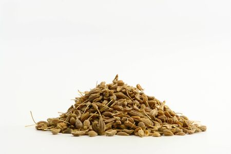 Small Amount Anise Seed Banque d'images