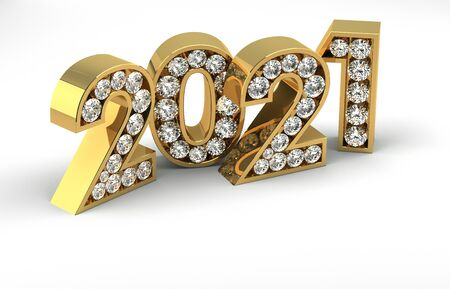 New Year Date With Diamonds 2021