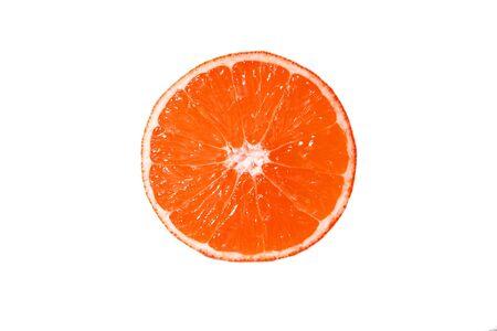 Slice of Juicy Grapefruit