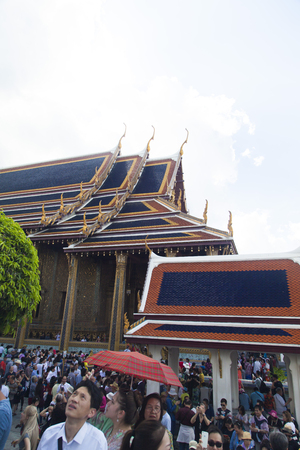 pleasing: The beautiful Buddhist temple is pleasing to the eye of visitors and parishioners Editorial