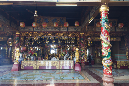 cult: Objects of a Buddhist cult are in Buddhist temples