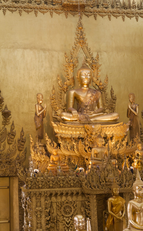 cult: Cult objects of Buddhists quite beautiful and unusual