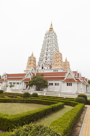 The holy site for Buddhists stands not one century