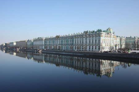 mus�e: Le mus�e de l'Ermitage, Saint-P�tersbourg, Russie Editeur