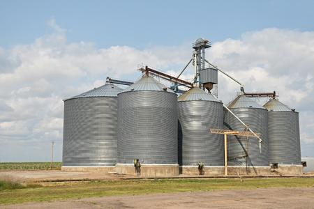 Agricultural Grain Silos