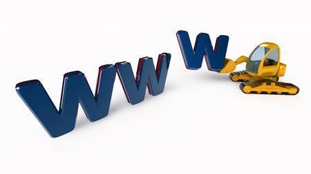 to link: Website under construction