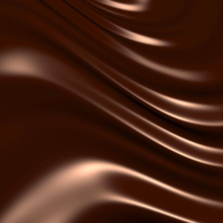 ripple: Abstract chocolate background (3d remarkable abstract backgrounds and objects series)