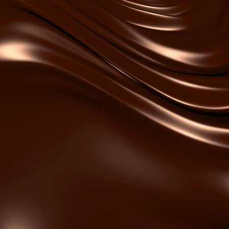 Abstractos de chocolate de fondo (3d notable abstracta fondos y objetos serie)  Foto de archivo - 6545109