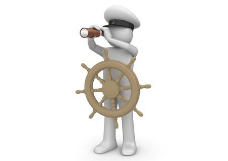 palanca de cambios: caracteres 3D aislados en la serie de fondo blanco