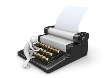 3D Zeichen isoliert auf weißem Hintergrund-Serie  Standard-Bild - 7221668