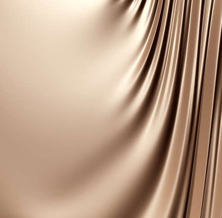rippled: Abstract brown background. Clean, detailed render. Series.