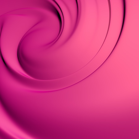 Abstract violet whirlpool. Clean, detailed render. Backgrounds series.