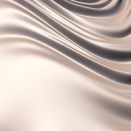 creamy: Abstract creamy background. Clean, detailed render. Series. Stock Photo