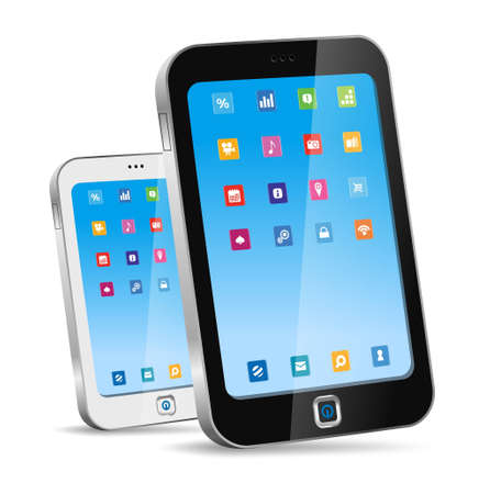 screen: Smartphones with touch screen