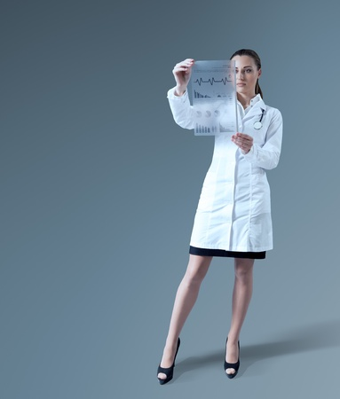 Future of medicine Stock Photo - 12897624