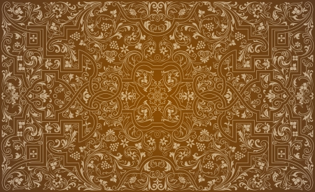 Vintage ornament  Luxury texture  Background abstract Stock Vector - 16134727