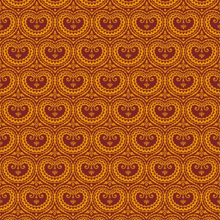Vintage texture wallpaper  Old style background  Stock Vector - 16134722