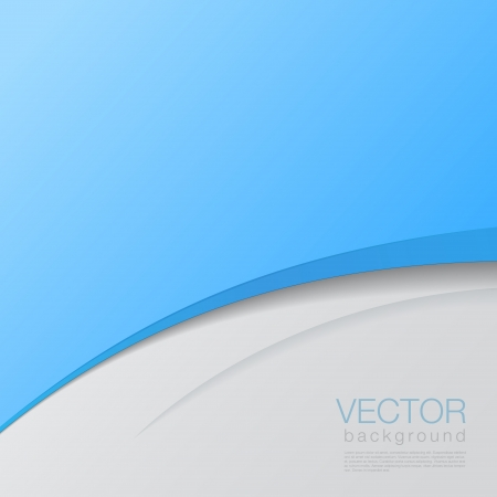 annual report: Business vector design template  Corporate identity style  Background abstract
