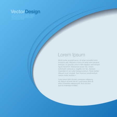 Business vector design template  Corporate identity style  Background abstract