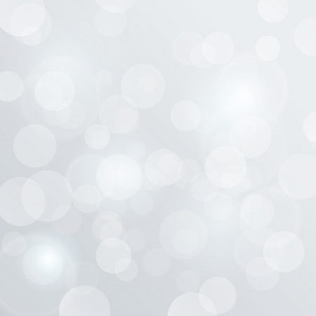 Bokeh Blurred Vector White Glow Background abstract 向量圖像