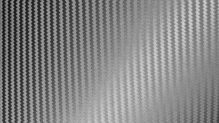 silver carbon fiber composite raw material background Stockfoto