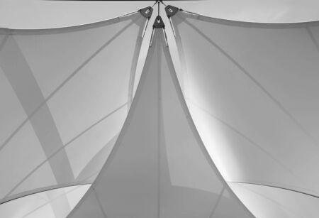 fabric tensile roof