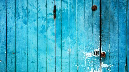 Old wood door texture background