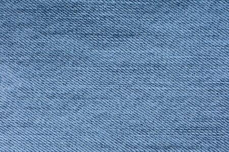 old pale blue denim jean texture Standard-Bild