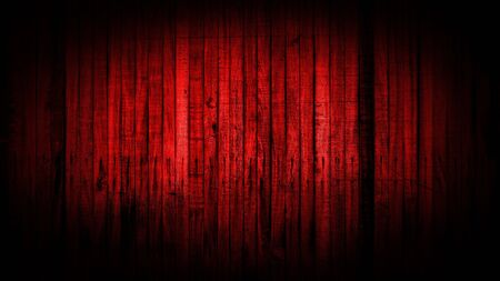 Bloody background at scary old wood wall. - horror and halloween concept.