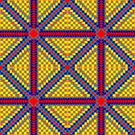 seamless aztec pattern for printing on paper or fabric mexican motifs vector vector - Pictures For Printing