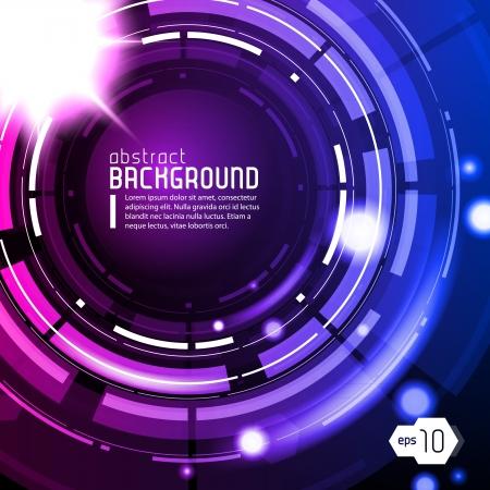 dark purple: Shiny Dark Round Background Blue Violet Purple