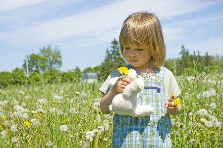 little girl Stock Photo - 1357014