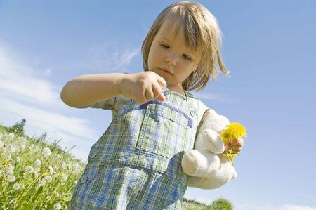 little girl Stock Photo - 1357018