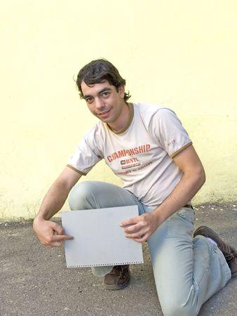moneymaker: hitchhiker Stock Photo