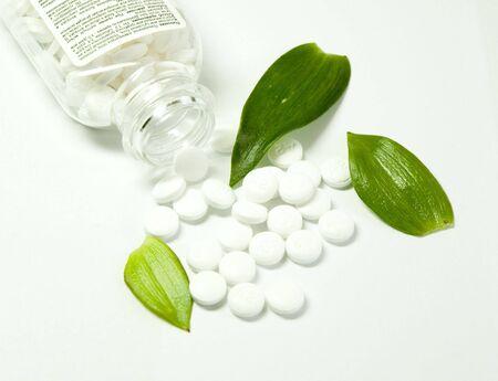 pill Stock Photo