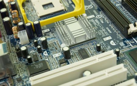 Electronic components Stock Photo - 2154139