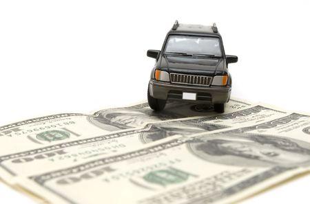 savings and loan crisis: money and car