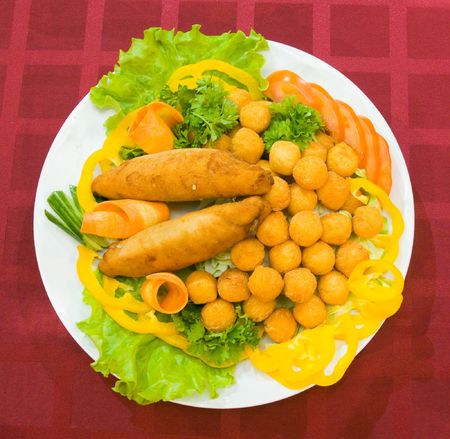 epicurean: chicken sausage and potatoes