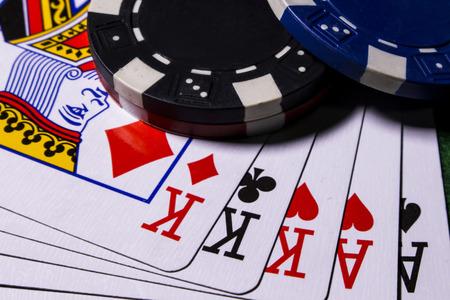 full house: Full house in poker game