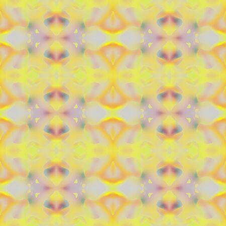 Yellow seamless texture. Modern background design. Noisy seamless texture. Reklamní fotografie