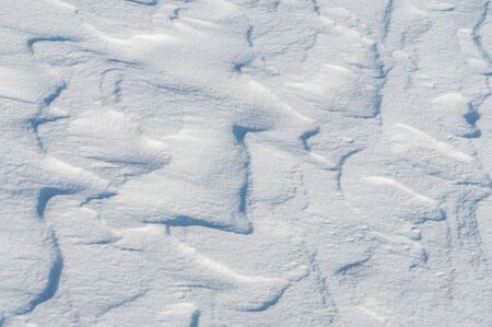 abstract snowy background. beautiful snow texture. winter details